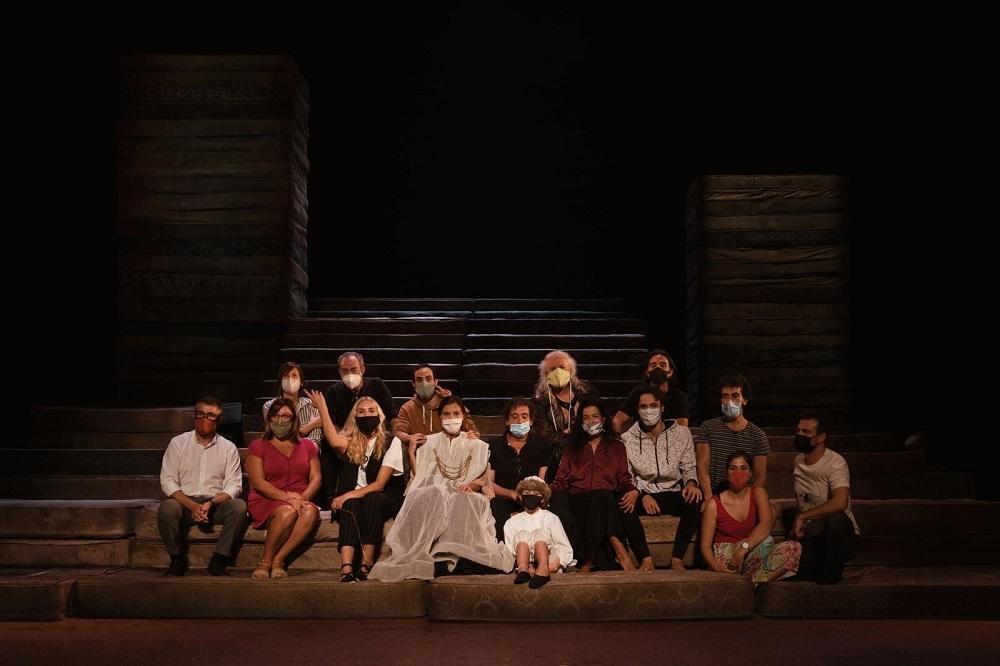 El Teatre Principal estrena Clitemnestra, de Colm Tóibín, dirigida per Agustí Villaronga