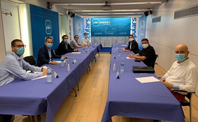 El Pi y PP dispuestos a colaborar para hacer frente a la crisis de la Covidien en Baleares