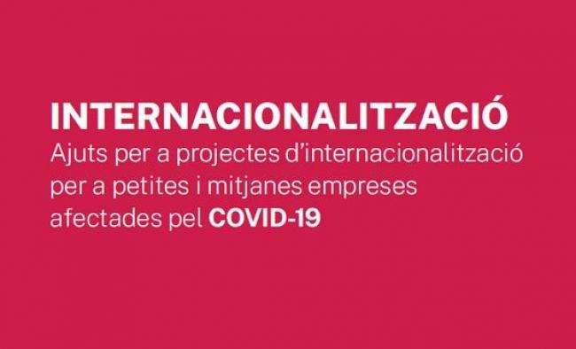 Publican la convocatoria de ayudas en la internacionalización para pymes y autónomos afectados por la covid-19