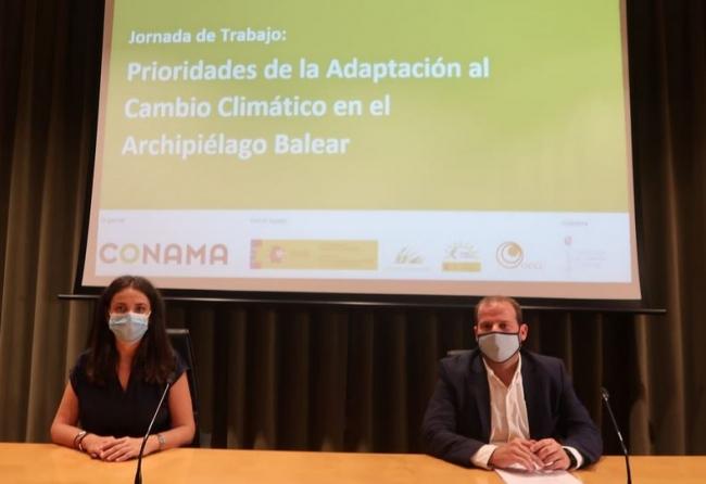 El conseller de Medi Ambient reclama más sensibilidad del Estado con la insularidad