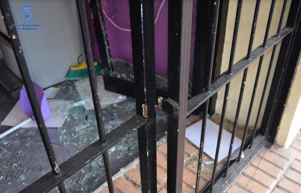 Un detenido por robo en Ibiza al que le constan cerca de una veintena de detenciones policiales