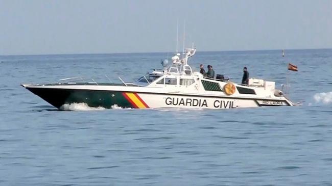 Detenido un patrón de embarcación que traía a los inmigrantes ilegalmente hasta nuestro país