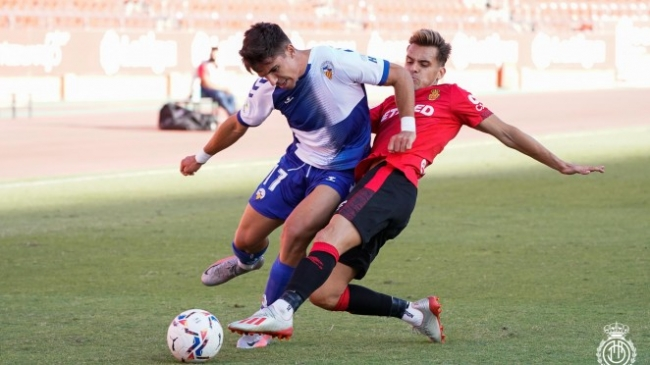 El RCD Mallorca consigue los tres puntos ante el CE Sabadell