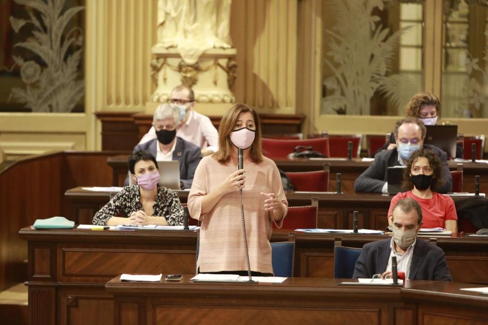 Aprobado el proyecto de ley de reactivación económica en Baleares
