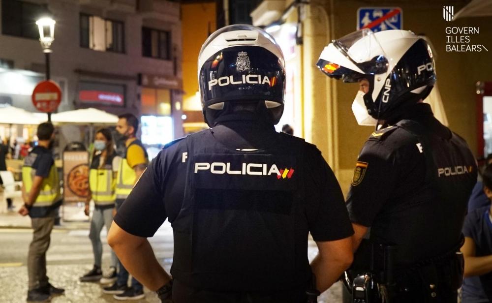 Detenida por sustraer carteras a personas de edad avanzada y agreder a una en Palma