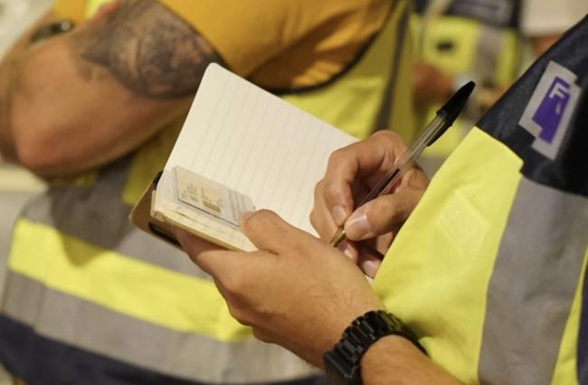 Un operativo extraordinario anti-Covid coordinado por Emergencias levanta 55 actas en Palma