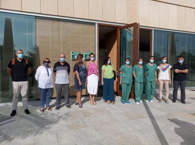 Salud crea un centro pionero en España de atención pediátrica rápida a posibles afectados de COVID-19 en edad escolar