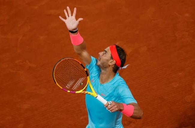 Nadal alcanza los octavos en Roland Garros