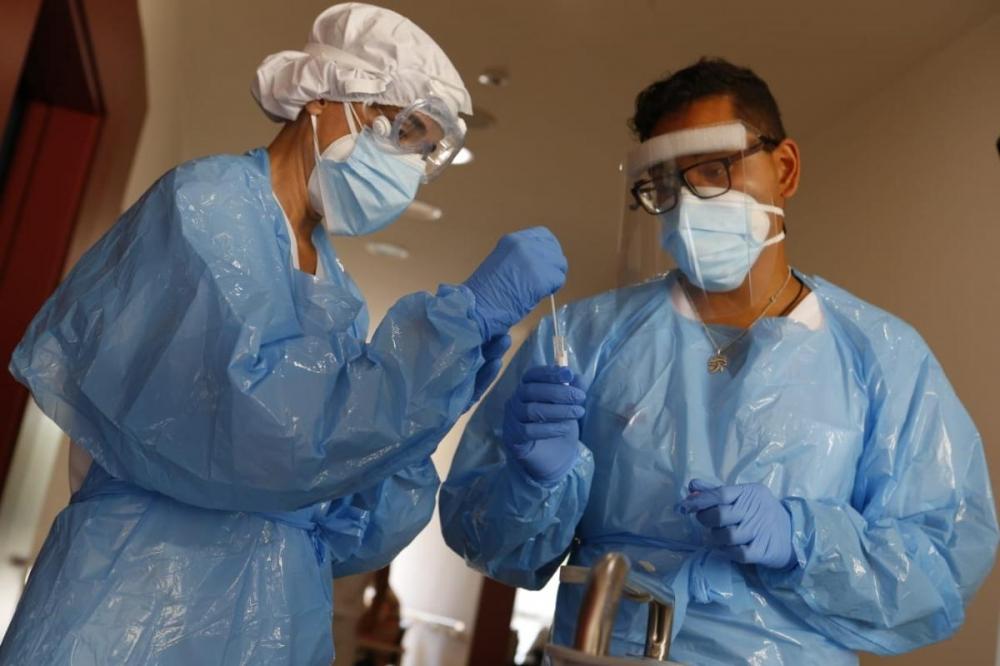 España ha realizado más de 42,8 millones de pruebas diagnósticas desde el inicio de la epidemia por COVID-19