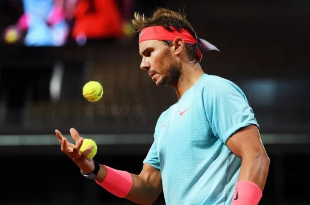 Nadal alcanza las semifinales de Roland Garros