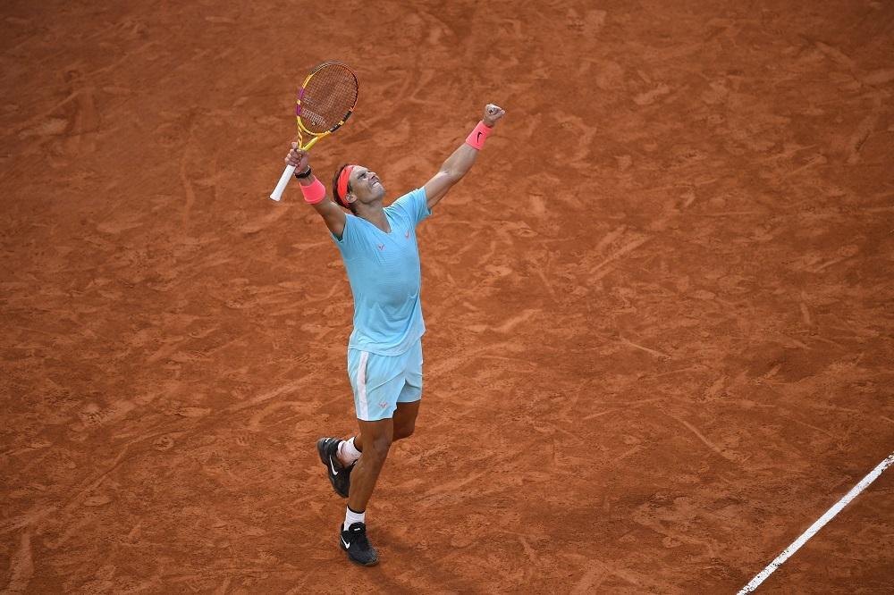 Nadal jugará su final nº 13 en Roland Garros