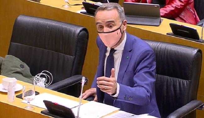 Pons (PSIB): con la pandemia hemos visto que la democracia es un elemento frágil