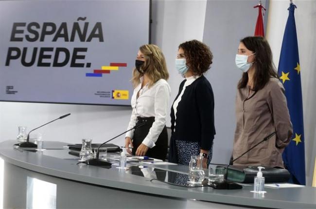 El Gobierno aprueba medidas para garantizar la igualdad entre mujeres y hombres en el ámbito laboral