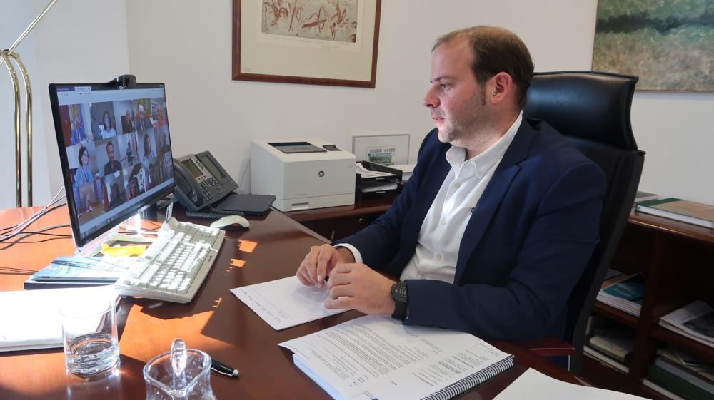 Mir ha reclamado al Estado una mayor sensibilidad hacia las particularidades insulares en materia de bioseguridad