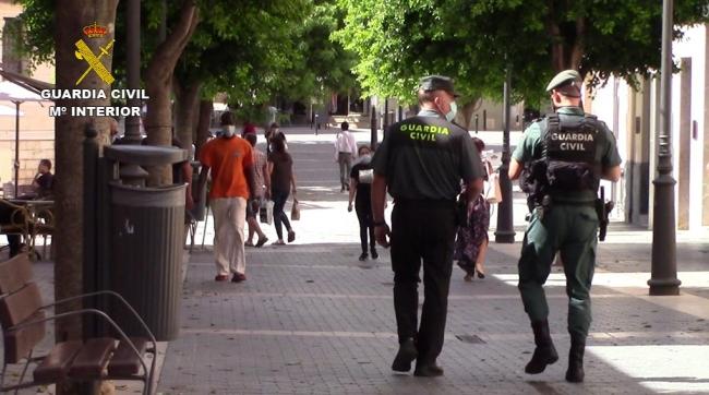 La Guardia Civil detiene a un joven por robo con fuerza y a otro por cultivo de marihuana en Inca