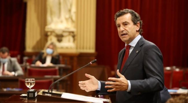 Company censura el veto de Sánchez a las enmiendas del PP a los PGE para mejorar las inversiones en Balears