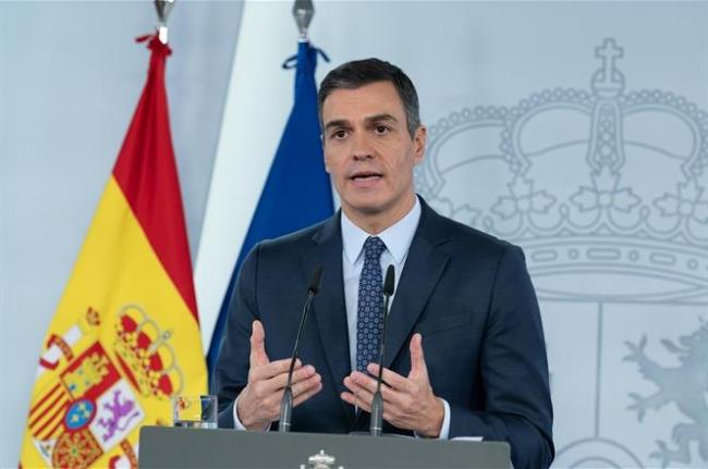 Pedro Sánchez anuncia los cambios en su Gobierno