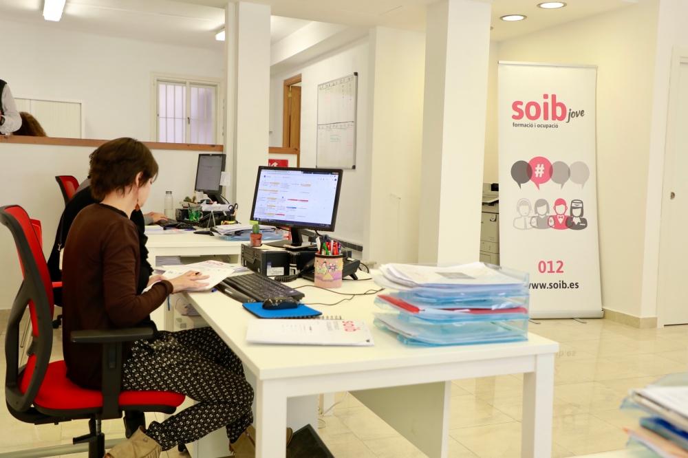 El SOIB subvenciona con más de 92.000 euros un programa de formación