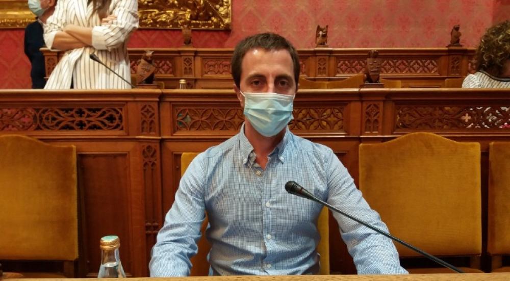 """Galmés tiende la mano a Cladera """"para llegar acuerdos reales que salven Mallorca de la crisis"""""""