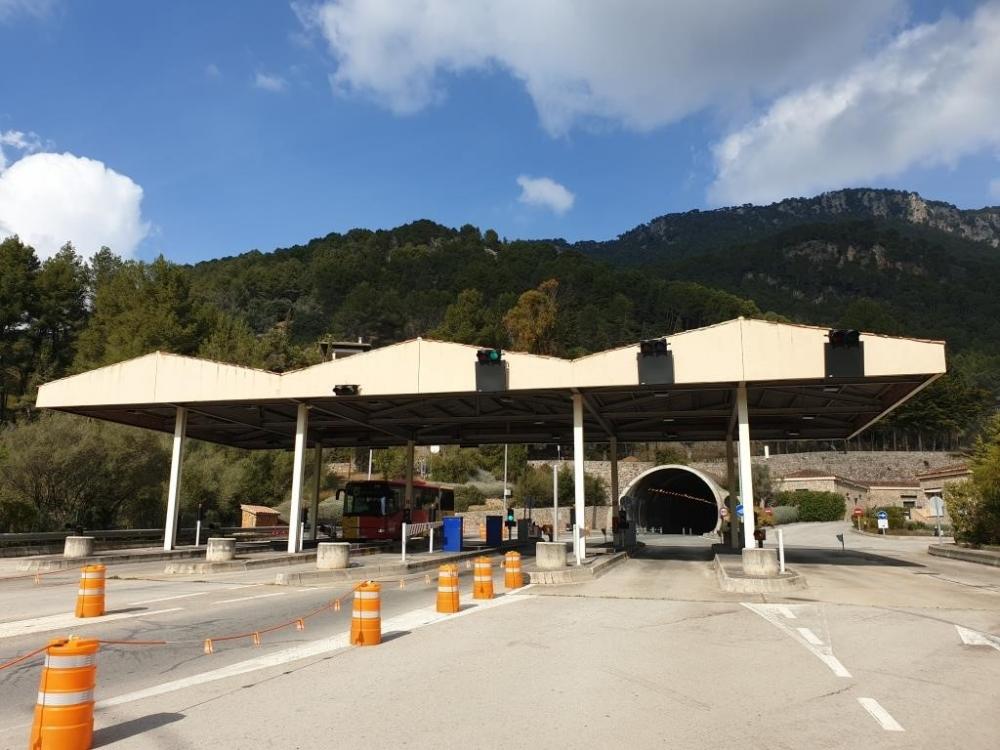 Peligra la gratuidad del uso del Túnel de Sóller