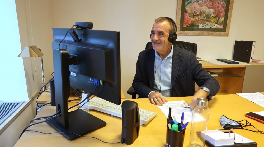 Yllanes pide al Gobierno central la eliminación del fuel en las centrales de Eivissa y Maó
