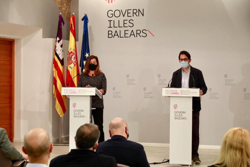 El Govern presenta el Plan de Choque para la Ocupación, con una inversión de 72 millones