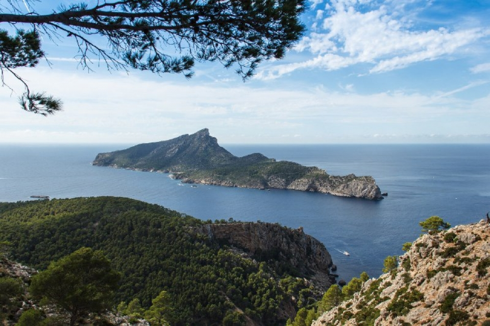 Reclaman el centro de interpretación de sa Dragonera prometido por el Consell de Mallorca en 2016
