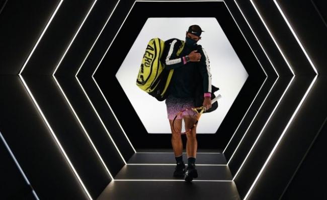 Nadal pierde en semifinales de París ante Zverev