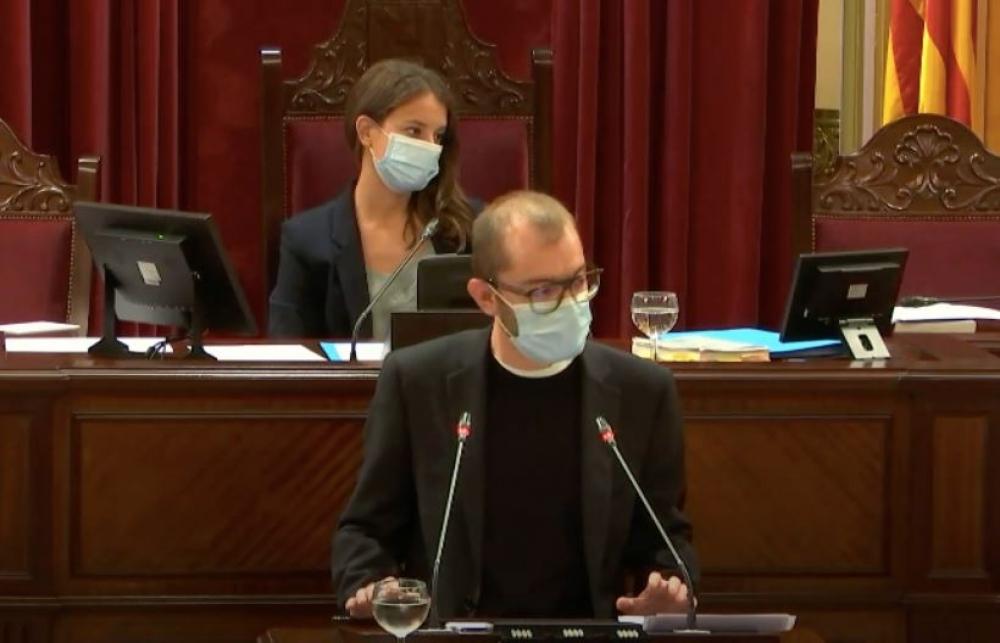 El PSIB vota a favor de la proposición no de ley relativa al blindaje de la sanidad pública