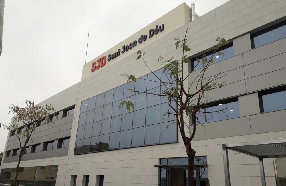 El Hospital San Juan de Dios de Inca restringe las visitas tras detectarse un brote que afecta a 11 pacientes y 9 profesionales
