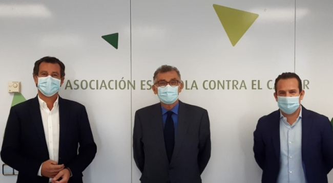 Company se interesa por la situación de los pacientes oncológicos durante la pandemia
