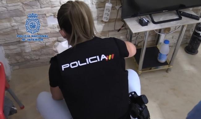La Policía Nacional detiene a once personas por tráfico de drogas en Palma