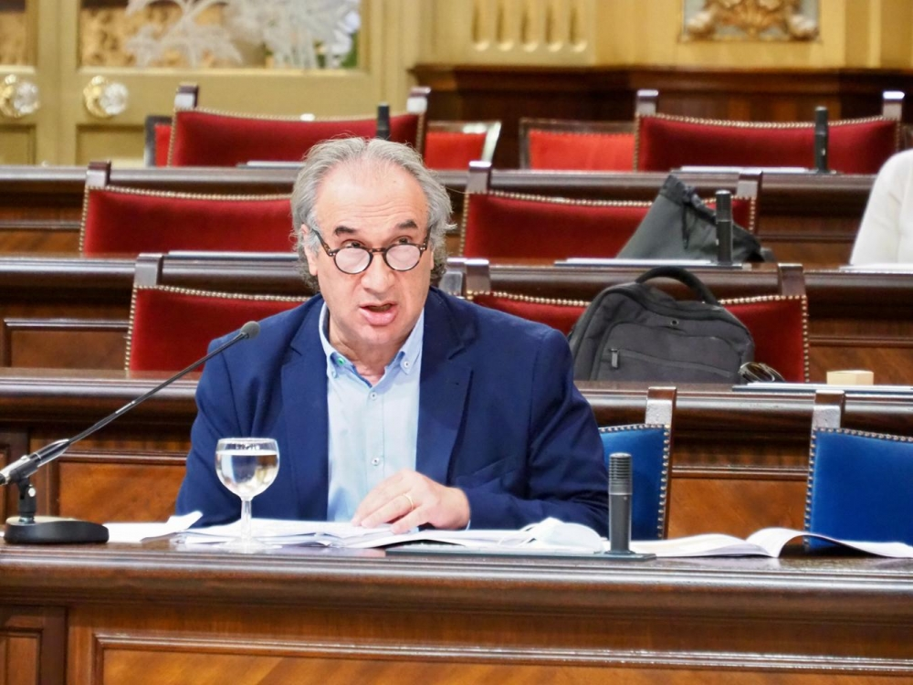 Presentan el Anteproyecto de la Ley de Educación de Baleares ante el plenario del Consejo Económico y Social