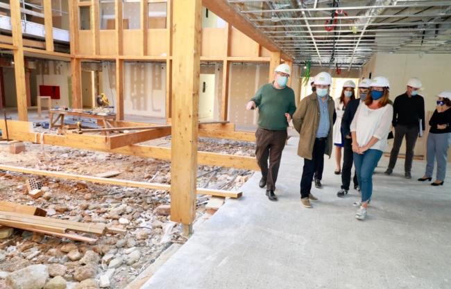 La residencia de Pòrtol, en Marratxí, abrirá a finales de 2021