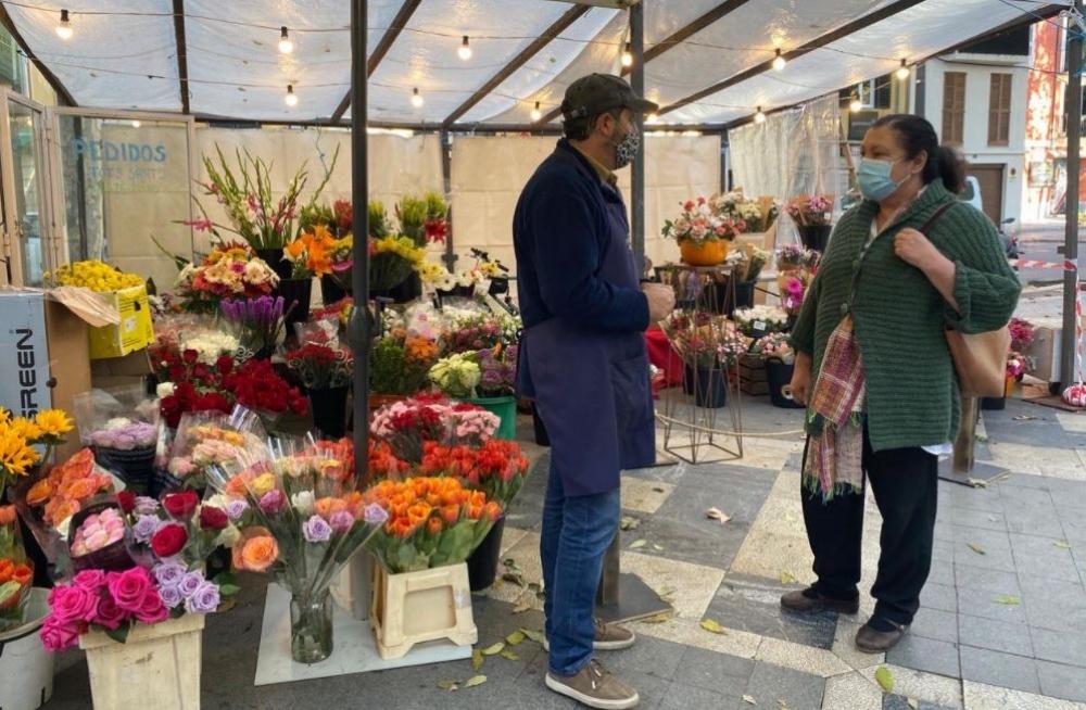 El sector de la flor cortada de Baleares recibe 125 mil euros en subvenciones por la crisis de la COVID-19
