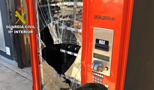 La Guardia Civil ha detenido a varios menores por delitos de robo y actos vandálicos en Marratxí