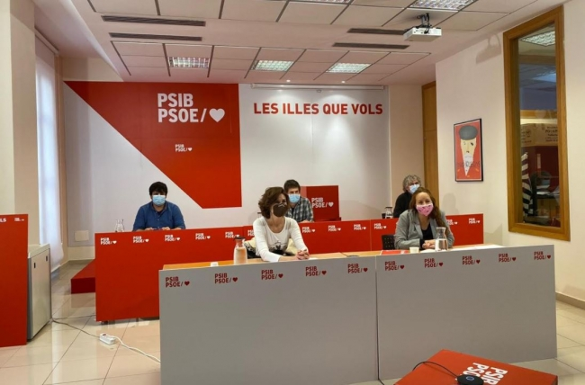 El PSIB-PSOE lanza el Histórico, el Archivo del Partido Socialista de las Islas Baleares