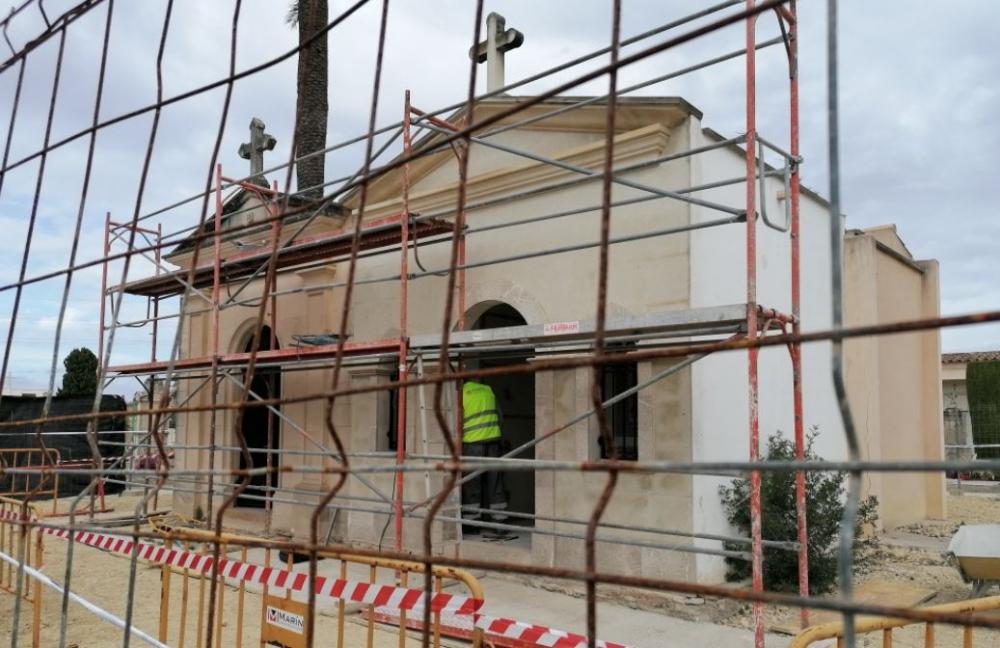 La segunda fase de excavaciones en Porreres finaliza con la recuperación de los restos de 44 víctimas