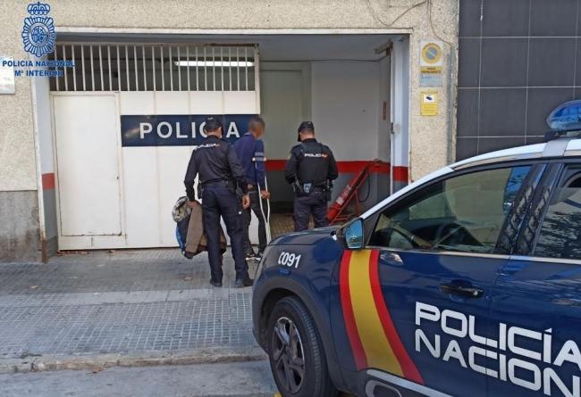 Dos detenidos por formar parte de un grupo dedicado al tráfico de migrantes entre las costas de Argelia y Baleares