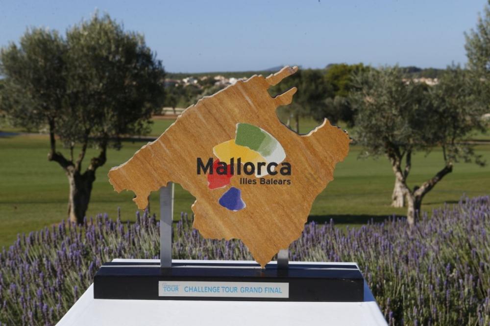 Mallorca, sede de la gran final del Challenge Tour de golf por segundo año consecutivo