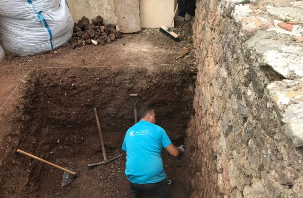 Las exhumación en el cementerio de Valldemossa termina sin localizar la fosa de la Guerra Civil