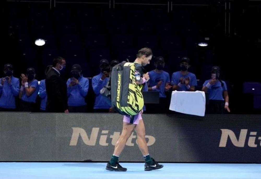 Nadal pierde en semifinales ante Medvedev