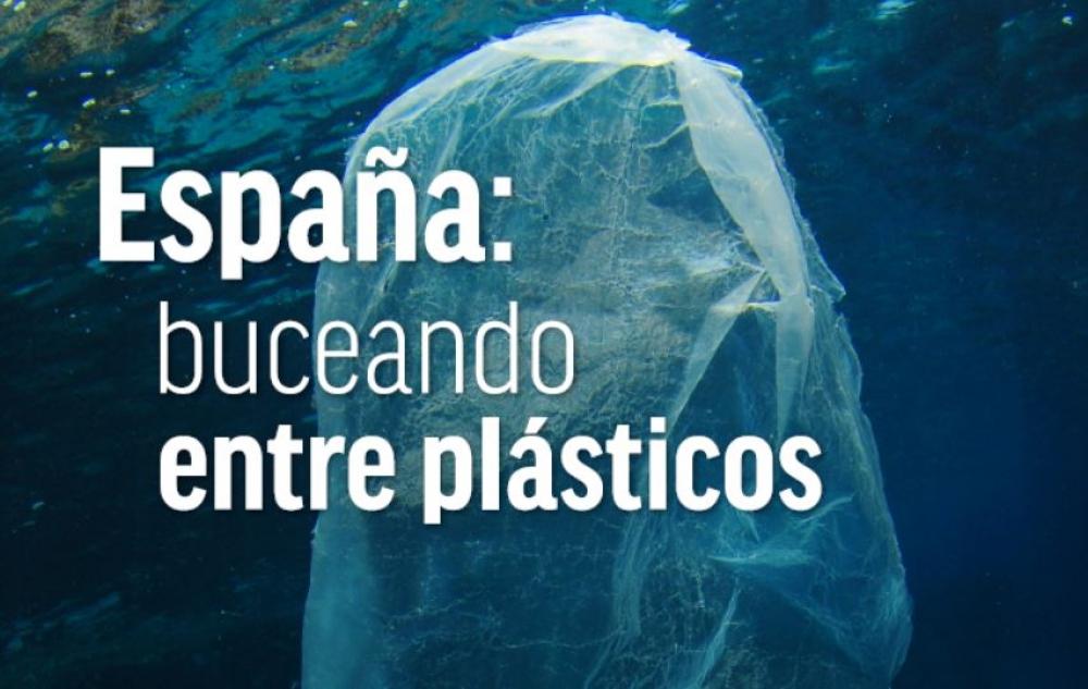 Oceana alerta del peligro de la acumulación masiva de plásticos en aguas españolas