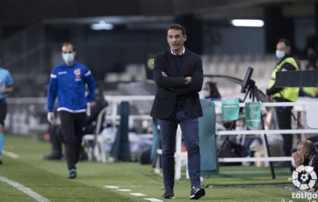 El RCD Mallorca gana contra el FC Cartagena en Cartagonova (1-2)