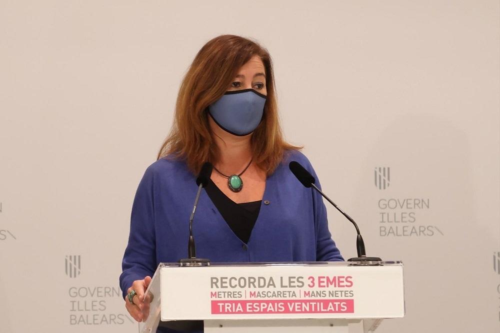Baleares dispondrá de un nuevo sistema de niveles de alerta sanitaria