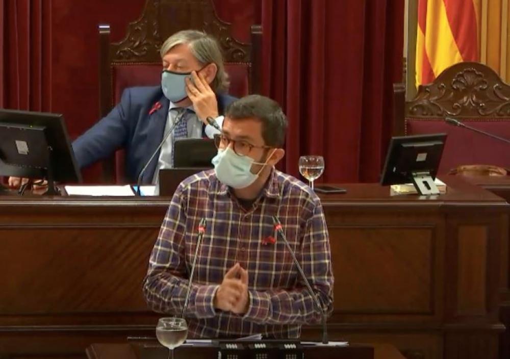 El PSIB-PSOE acusa al PP de proteger a grandes tenedores de viviendas, como los bancos y los fondos buitre