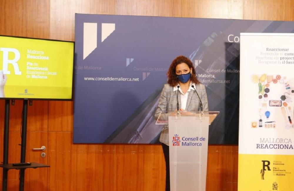 Nace Mallorca Activa, la plataforma online del Consell que ofrece formación y apoyo a empresas
