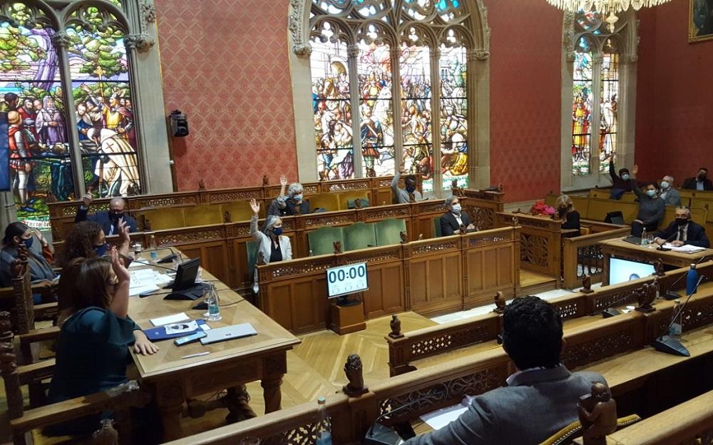 El Consell de Mallorca aprueba inicialmente los presupuestos del 2021 que ascienden a 494 millones de euros