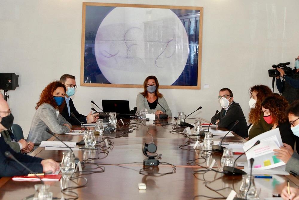 El Govern moviliza 1.520 millones de euros para desarrollar el Pacto de Reactivación Económica y Social