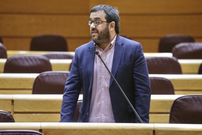 Vidal reclama 'la comparecencia extremadamente urgente' de los ministros de Comercio, Industria y Turismo, de Seguridad Social y de Salud